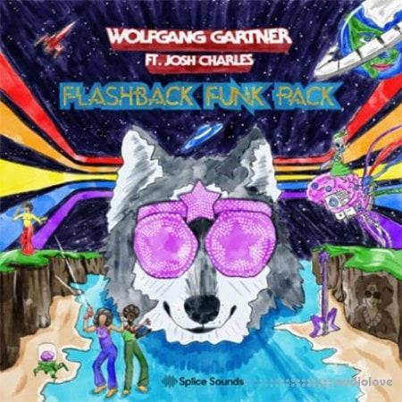 Splice Sounds Wolfgang Gartner Flashback Funk Pack feat. Josh Charles