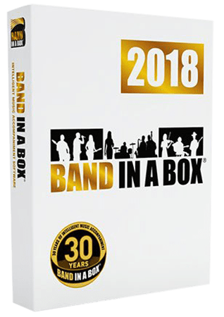 PG Music Band-in-a-Box 2018 Build 509 Update WiN