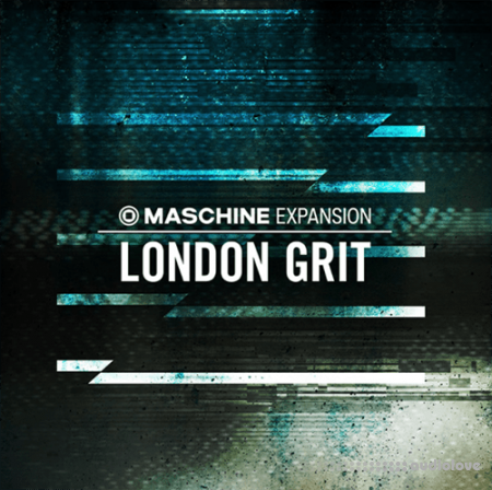 Native Instruments London Grit Maschine Expansion FULL Maschine