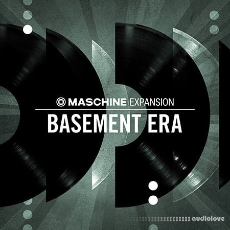 Native Instruments Basement Era Maschine Expansion FULL Maschine