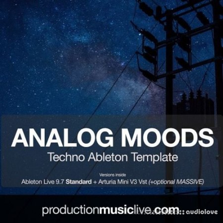 Production Music Live Analog Moods Techno Ableton Template free ...