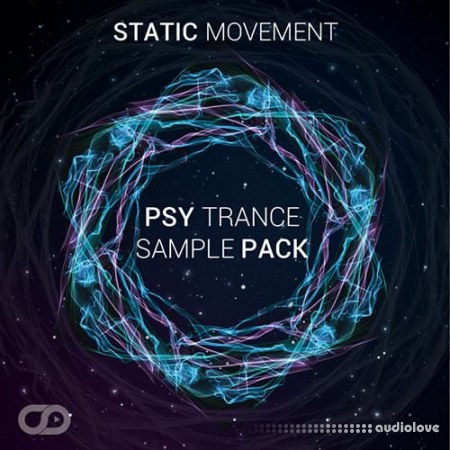 Myloops Static Movement Psy Trance Sample Pack