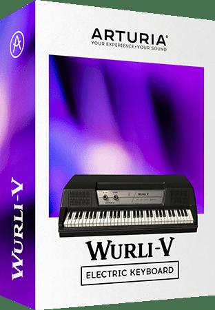Arturia Wurli V2 v2.3.0.1391 CE / v2.3.0.1391 WiN MacOSX