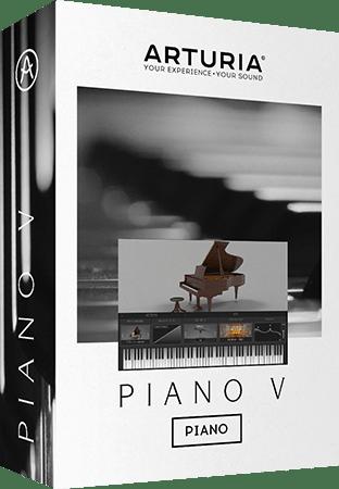 Arturia Piano V2 v2.1.0.1391 CE / v2.0.1.1231 WiN MacOSX