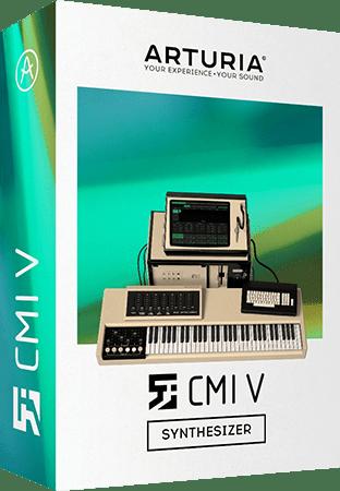 Arturia CMI V  v1.0.4.1287 MacOSX