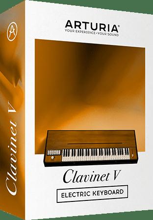 Arturia Clavinet V v1.2.1.1782 CSE / v1.2.0.1397 WiN MacOSX