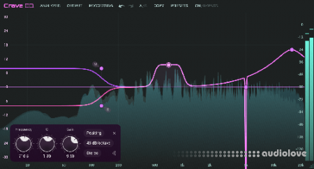 Crave DSP Crave EQ v1.3.4 CE WiN