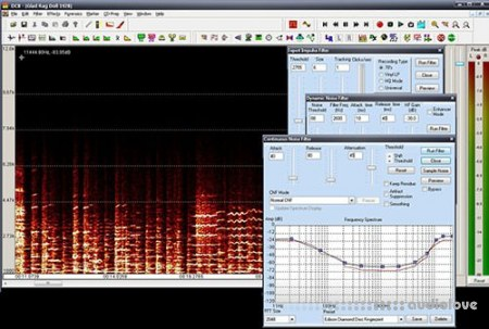 Diamond Cut Audio Restoration Tools v10.50 WiN