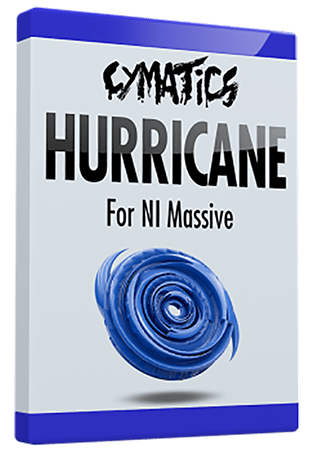 Cymatics Hurricane for NI Massive free download - AudioLove