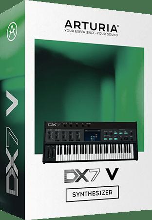 Arturia DX7 V v1.0.1.1278 MacOSX