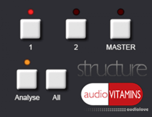 Audio Vitamins Structure