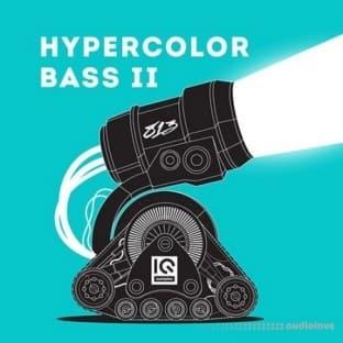 IQ Samples 813 Hypercolor Bass 2