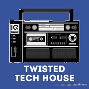 IQ Samples Twisted Tech-House
