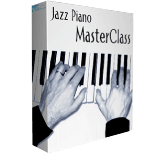 PG Music Jazz Piano Master Class Vol.1 and 2