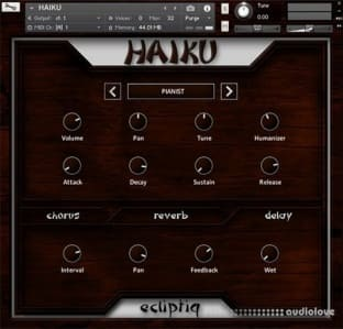 Ecliptiq Audio Haiku