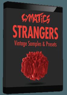 Cymatics Strangers Vintage Samples and Presets