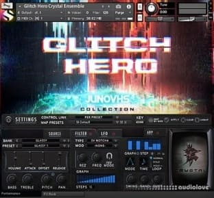 Soundiron Glitch Hero
