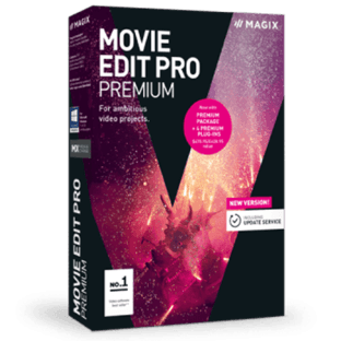 MAGIX Movie Edit Pro Premium 2018