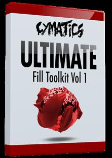Cymatics Ultimate Fill Toolkit Vol.1