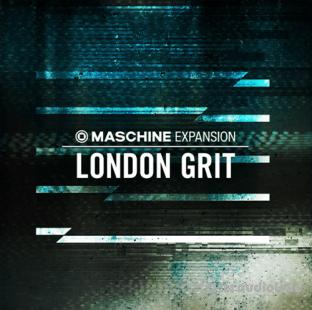 Native Instruments London Grit Maschine Expansion