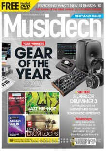MusicTech January 2018