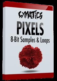 Cymatics Pixels 8-Bit Samples and Loops
