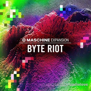 Native Instruments Maschine Expansion Byte Riot