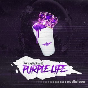 OldyM Beatz Purple Life