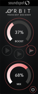 SoundSpot Orbit Transient Designer
