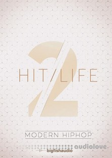 Big Fish Audio Hit Life 2 Modern Hip Hop