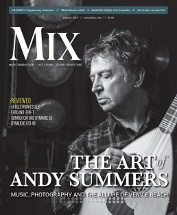 Mix Magazine January 2018