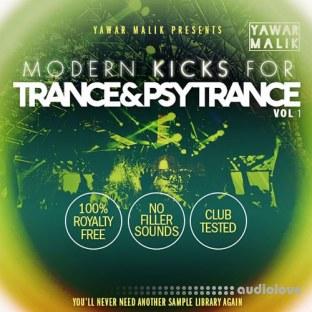 Yawar Malik Modern Kicks for Trance and Psy Vol.1