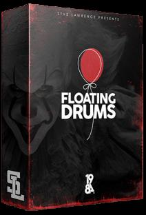 Steve Lawrence Floating Drums