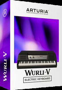 Arturia Wurli V2