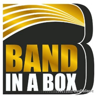 PG Music Band-in-a-Box Pro RealCombos: Over 200 RealTracks