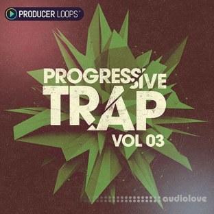 Producer Loops Progressive Trap Vol.3
