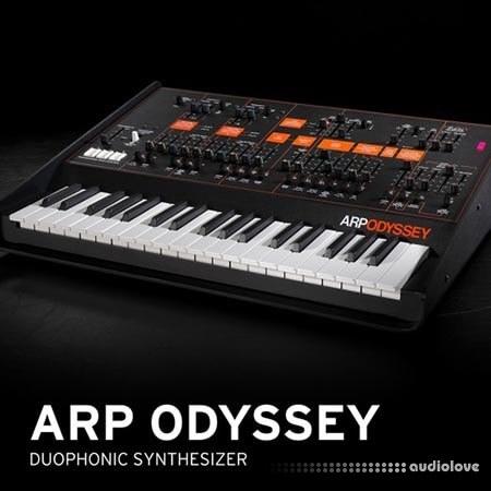 KORG ARP Odyssey v1.1.0 WiN