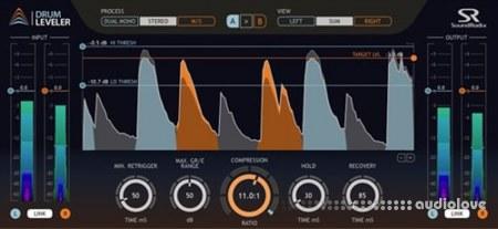 Sound Radix Drum Leveler v1.1.3 / v1.1.1 WiN MacOSX