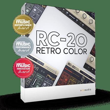 XLN Audio RC-20 Retro Color v1.1.1.2 / v1.0.5 WiN MacOSX