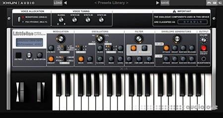 Xhun Audio LittleOne v3.1.0 WiN MacOSX