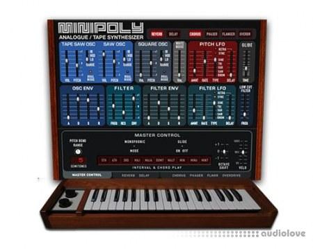 Soundtrax Minipoly v2.01 KONTAKT