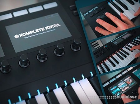Groove3 KOMPLETE KONTROL MK2 Power Start 2.0 TUTORiAL
