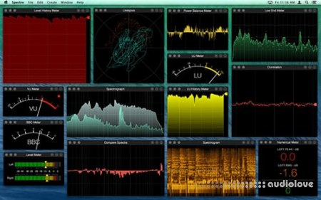 Aurchitect Audio Software Spectre v1.9.4 MacOSX