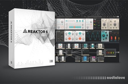 Native Instruments Reaktor 6 v6.2.2 / v6.2.1 WiN MacOSX