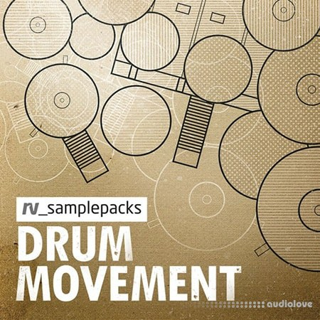 RV Samplepacks Drum Movement MULTiFORMAT