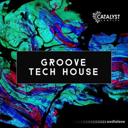 Catalyst Samples Groove Tech House WAV