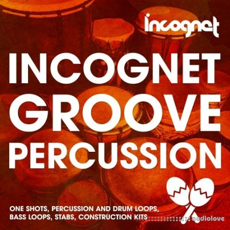 Incognet Groove Percussion WAV MiDi