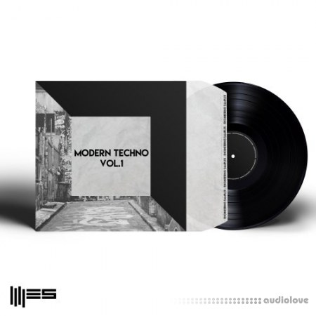 Engineering Samples Modern Techno Vol.1 WAV MiDi