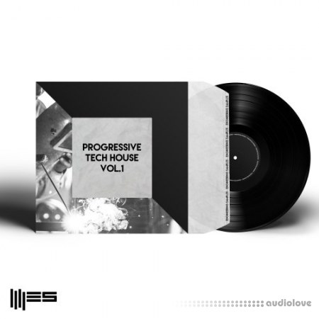 Engineering Samples Progressive Tech House Vol.1 WAV MiDi