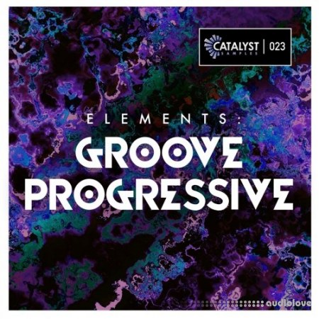 Catalyst Samples Elements Groove Progressive by Slex WAV MiDi